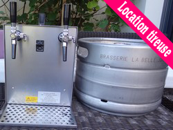 Location tireuse biere artisanale